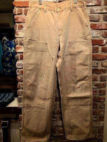 "1950-60s \"" EAGLE - SHIRT MAKERS - \"" ALL cotton VINTAGE - マチ付き - Chalk STRIPE SHIRTS ._d0172088_20024279.jpg"