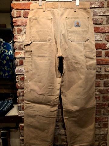 "1950-60s \"" EAGLE - SHIRT MAKERS - \"" ALL cotton VINTAGE - マチ付き - Chalk STRIPE SHIRTS ._d0172088_20043442.jpg"