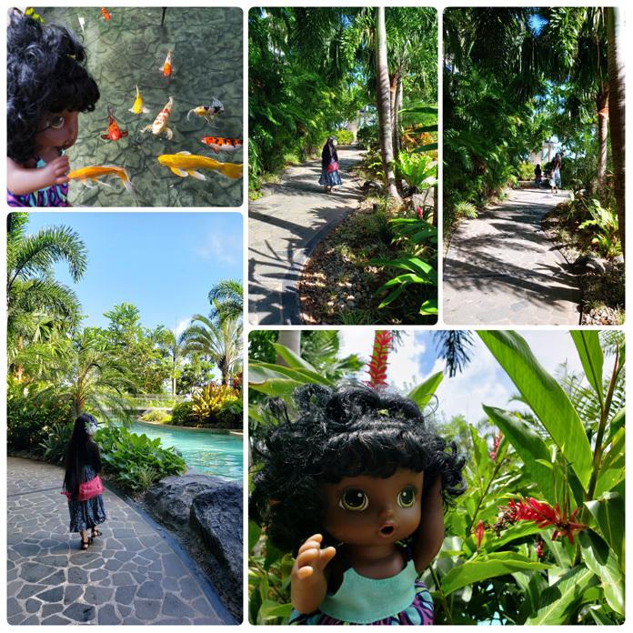 Guam*2(Dushi Thaniのプール&カバナ、ビーチ、ショー)_d0224894_03593909.jpg