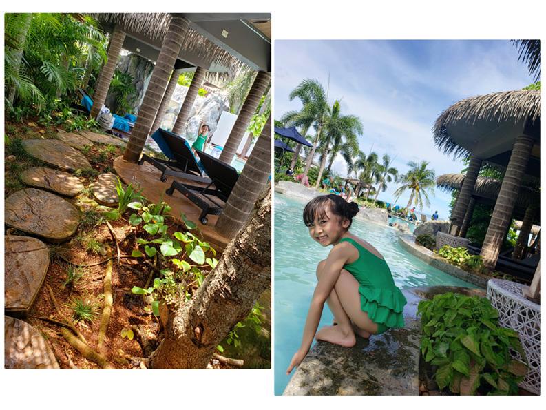 Guam*2(Dushi Thaniのプール&カバナ、ビーチ、ショー)_d0224894_04153720.jpg