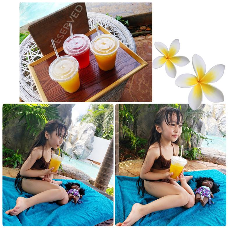 Guam*2(Dushi Thaniのプール&カバナ、ビーチ、ショー)_d0224894_04154516.jpg
