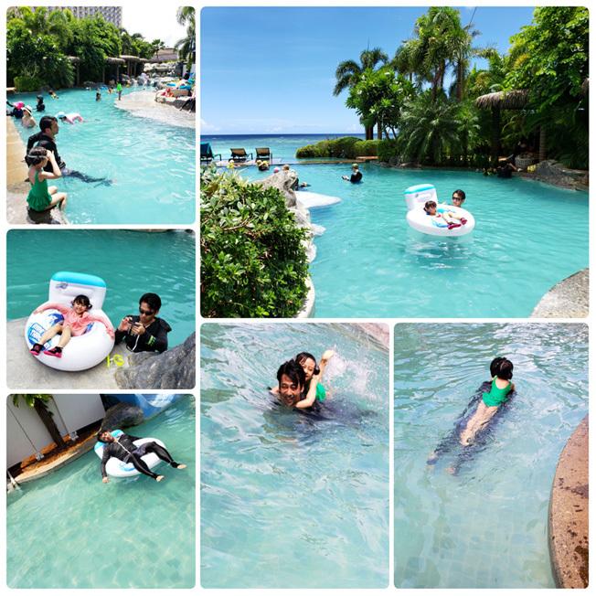 Guam*2(Dushi Thaniのプール&カバナ、ビーチ、ショー)_d0224894_04454175.jpg
