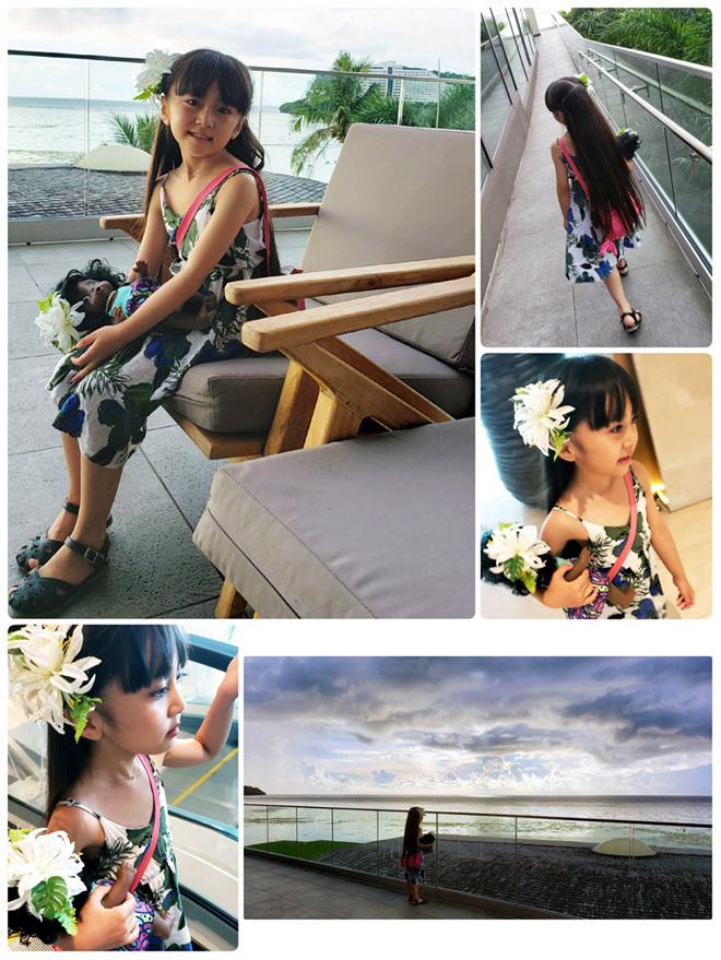 Guam*2(Dushi Thaniのプール&カバナ、ビーチ、ショー)_d0224894_06000443.jpg