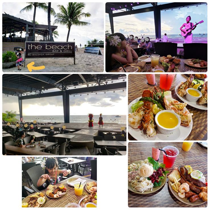 Guam*2(Dushi Thaniのプール&カバナ、ビーチ、ショー)_d0224894_06011749.jpg