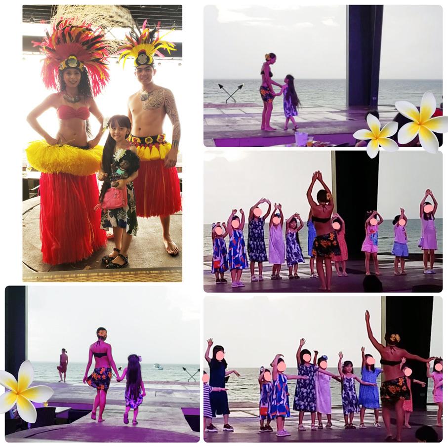 Guam*2(Dushi Thaniのプール&カバナ、ビーチ、ショー)_d0224894_06065149.jpg