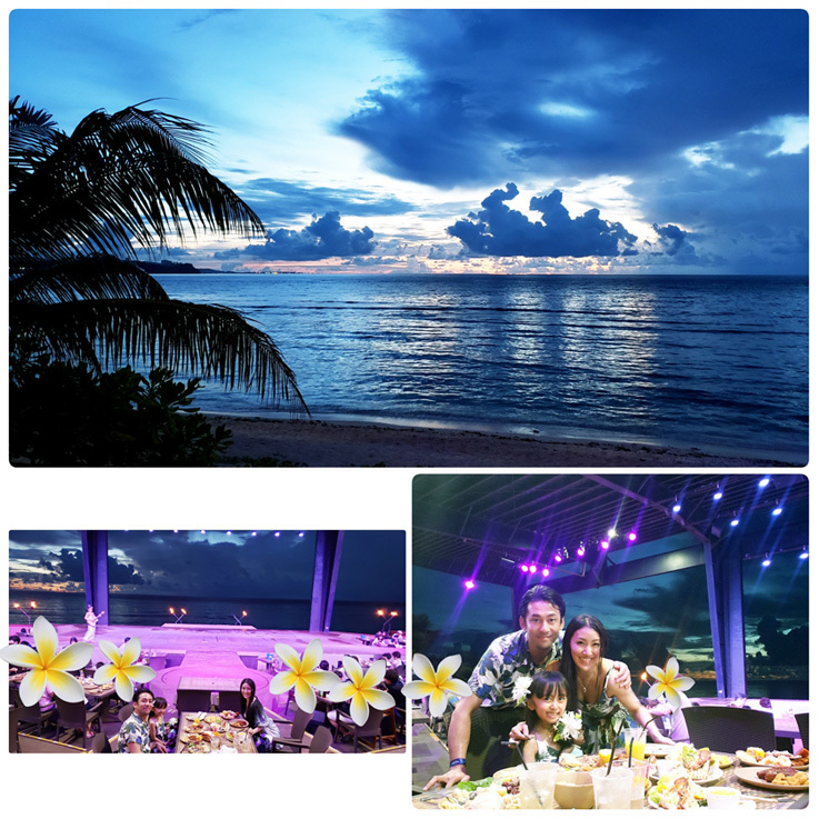 Guam*2(Dushi Thaniのプール&カバナ、ビーチ、ショー)_d0224894_06242397.jpg