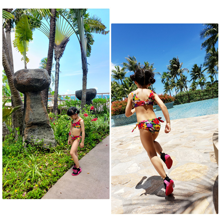 Guam*2(Dushi Thaniのプール&カバナ、ビーチ、ショー)_d0224894_06280208.jpg