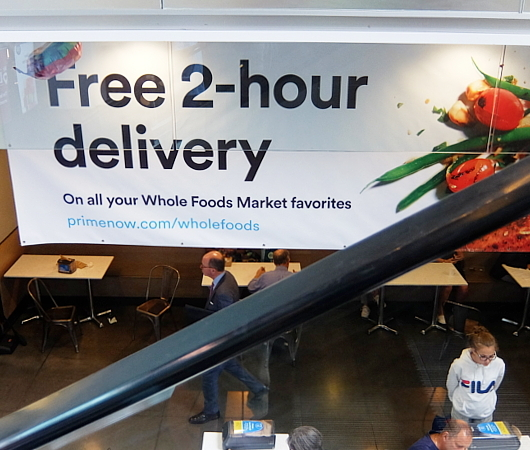 セントラルパークのすぐ近くにあるホール・フーズ(Whole Foods)のコロンバス・サークル店_b0007805_08284409.jpg