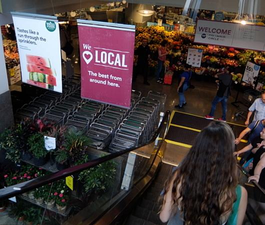 セントラルパークのすぐ近くにあるホール・フーズ(Whole Foods)のコロンバス・サークル店_b0007805_08303918.jpg