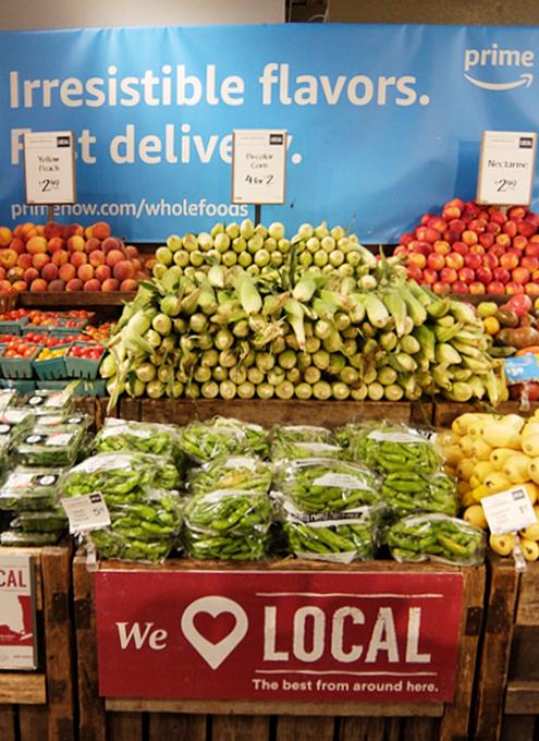 セントラルパークのすぐ近くにあるホール・フーズ(Whole Foods)のコロンバス・サークル店_b0007805_08363564.jpg