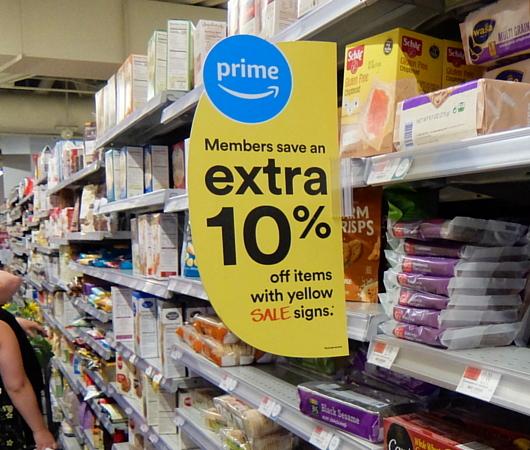 Amazonの大規模セールと連動してスーパーのWhole Foodsでもセール_b0007805_09455619.jpg