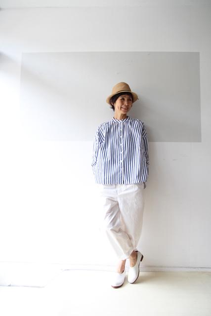 ストライプのシャツ_f0215708_12381175.jpg