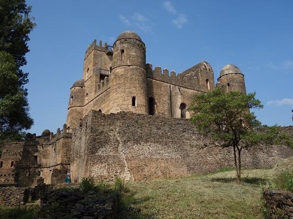 ファジル・ゲビ、ゴンダール城を訪問してみました_d0360509_15433582.jpg