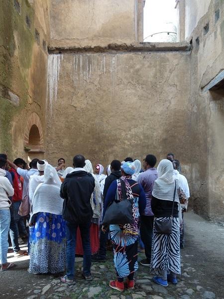 ファジル・ゲビ、ゴンダール城を訪問してみました_d0360509_15570977.jpg