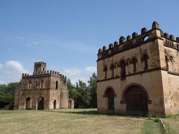 ファジル・ゲビ、ゴンダール城を訪問してみました_d0360509_15572359.jpg