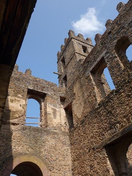 ファジル・ゲビ、ゴンダール城を訪問してみました_d0360509_15573323.jpg