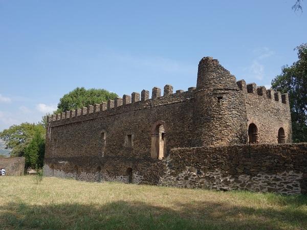 ファジル・ゲビ、ゴンダール城を訪問してみました_d0360509_15573839.jpg