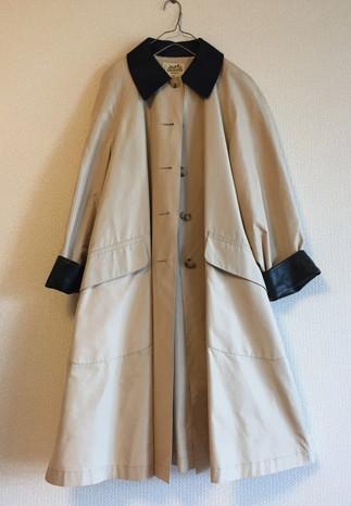 Hermes silk coat_f0144612_06362111.jpg