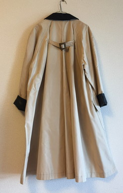 Hermes silk coat_f0144612_06362128.jpg