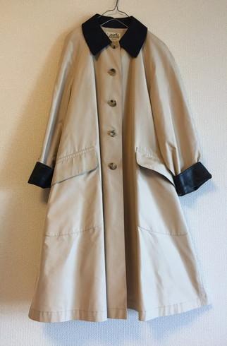 Hermes silk coat_f0144612_06362199.jpg