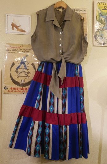 Coodinate handmade skirt_f0144612_18261548.jpg