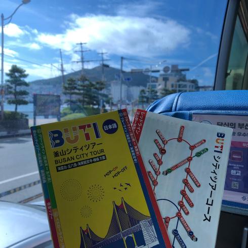 19年8月釜山 その3☆釜山駅からシティツアーバスに乗りました_d0285416_17094407.jpg
