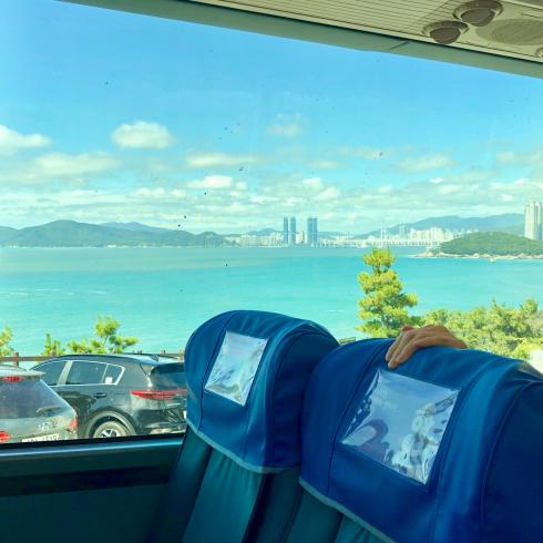 19年8月釜山 その4☆シティツアーバスで海辺に建つお寺へお参り_d0285416_17150337.jpg
