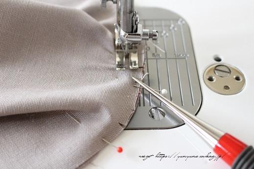 側面のカーブをミシンで綺麗に縫い仕上げる方法(縫い方のポイントレッスン)_f0023333_23130332.jpg