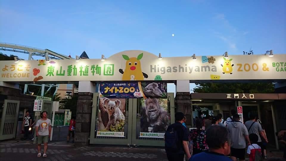 東山動植物園ナイトズー2019 2日目!_f0373339_01152860.jpg