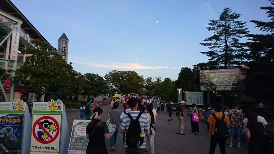 東山動植物園ナイトズー2019 2日目!_f0373339_01152870.jpg