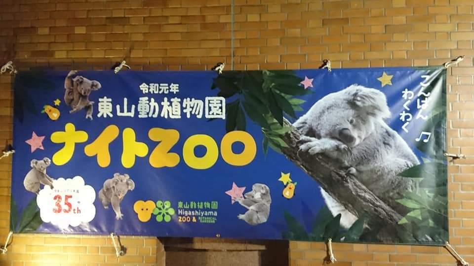 東山動植物園ナイトズー2019 2日目!_f0373339_01154463.jpg