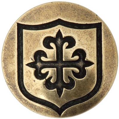 炎の蔦同盟/炎の蔦同盟の総会が終わろうとするとき、突然、祭壇の中央から中心にFleurie Crossを象った巨大なシャンク・ボタンが出現し、ゆっくりと歩きだした。_c0109850_14355504.jpg