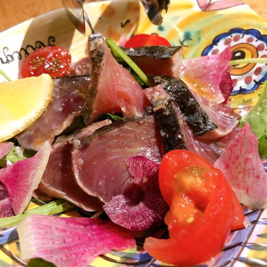 「トラットリア ピッツェリア アレグロ 難波店」何でも美味しい上に、店員さんが最高!_f0054556_16301998.jpg