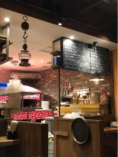 「トラットリア ピッツェリア アレグロ 難波店」何でも美味しい上に、店員さんが最高!_f0054556_17191884.jpg