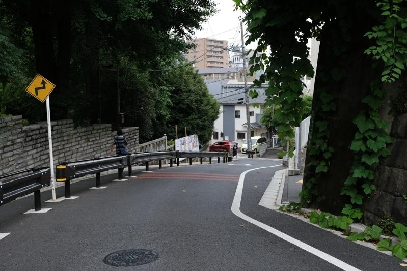 東京の坂道 #37-1 S坂(新坂)_f0079061_18275385.jpg
