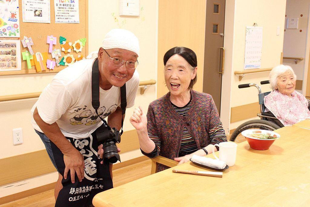 白梅福祉会さんにて第25回麺友会ボランティア_e0220163_15161988.jpg