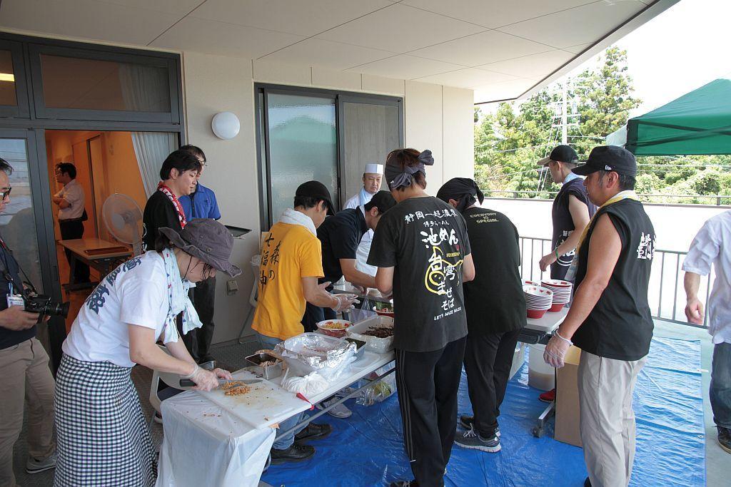白梅福祉会さんにて第25回麺友会ボランティア_e0220163_15324322.jpg