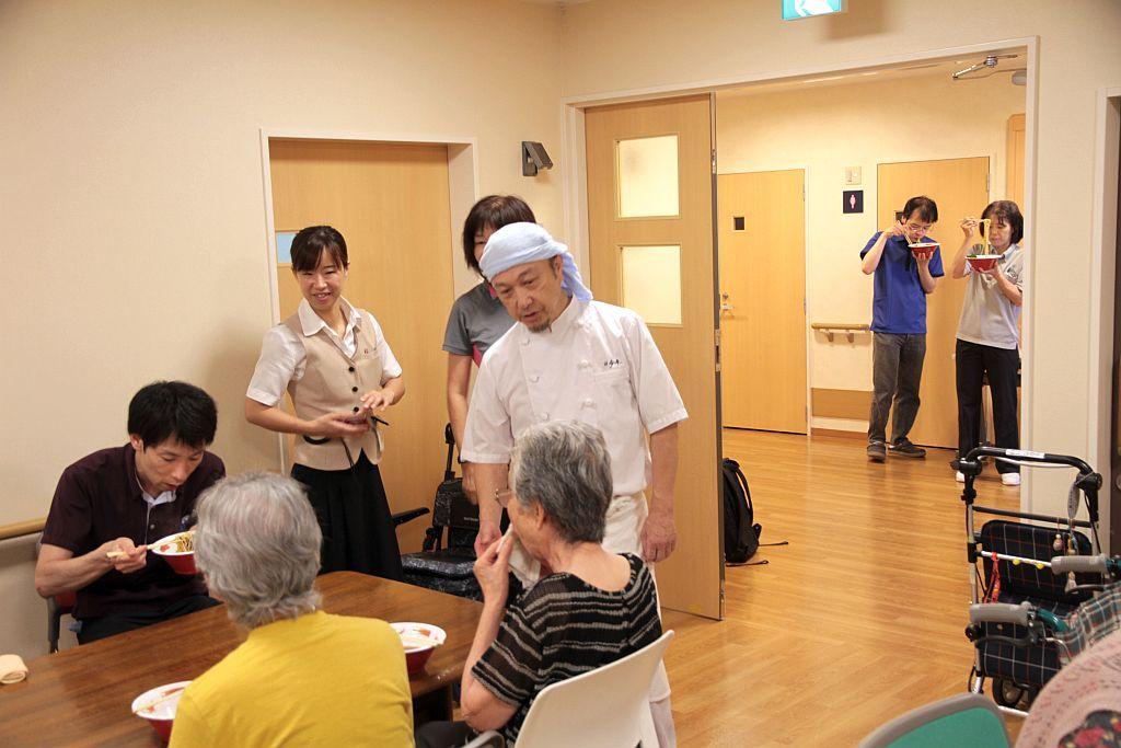 白梅福祉会さんにて第25回麺友会ボランティア_e0220163_15324881.jpg