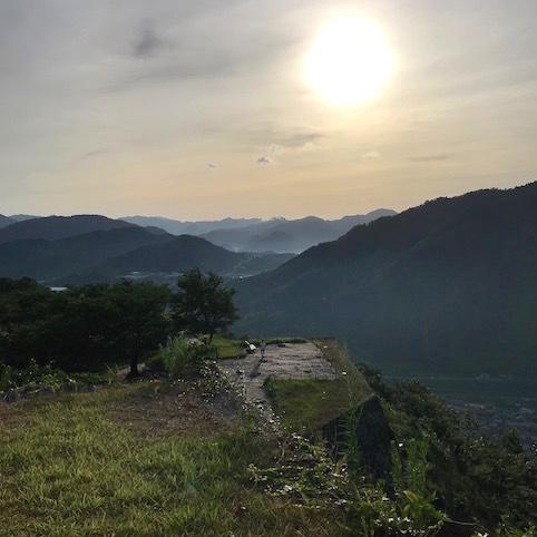夏の思い出「竹田城跡」(2)_f0134963_16565230.jpg