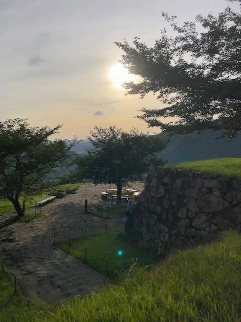 夏の思い出「竹田城跡」(2)_f0134963_17114234.jpg