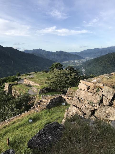夏の思い出「竹田城跡」(2)_f0134963_17134439.jpg