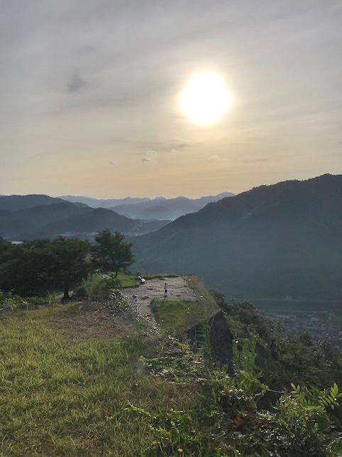 夏の思い出「竹田城跡」(2)_f0134963_17155816.jpg