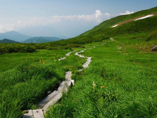 夏の月山 雪渓を越えて_a0351368_22384837.jpg