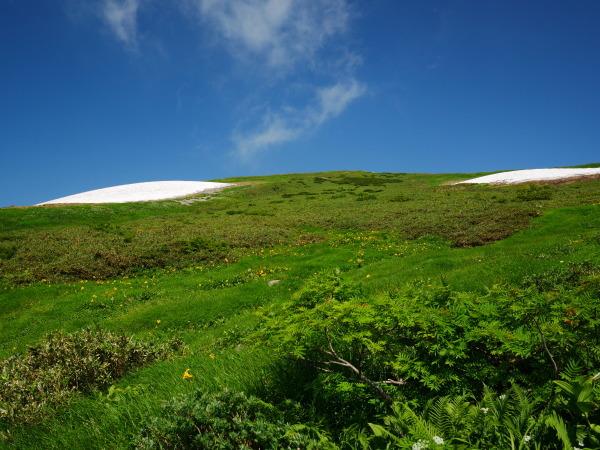 夏の月山 雪渓を越えて_a0351368_23320799.jpg