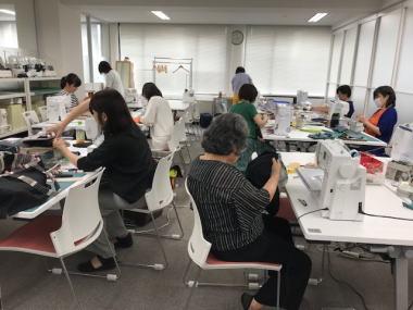 東京校 7月のソーイング講座_d0091671_11201359.jpg