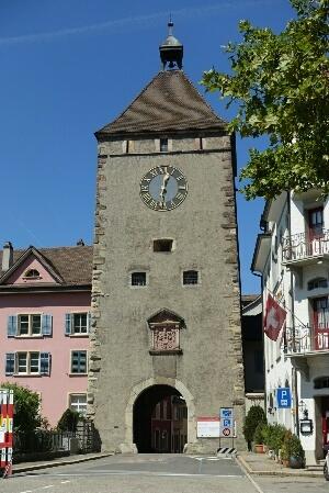 ライン川を挟んでドイツとスイス、、、ラウフェンブルグ_c0211876_05212493.jpg