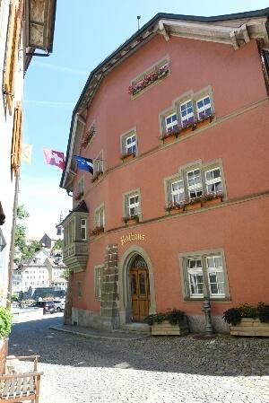 ライン川を挟んでドイツとスイス、、、ラウフェンブルグ_c0211876_05220219.jpg