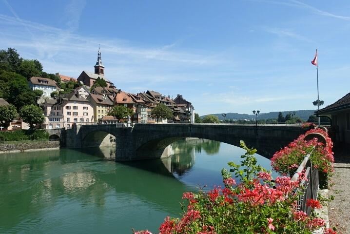 ライン川を挟んでドイツとスイス、、、ラウフェンブルグ_c0211876_05222281.jpg