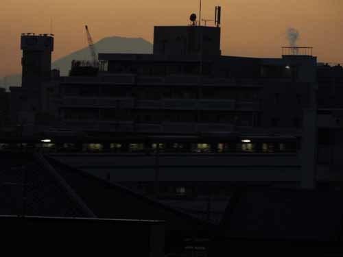 屋上から富士を見たこと_f0211178_10010895.jpg