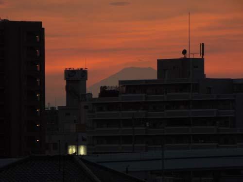 屋上から富士を見たこと_f0211178_10013683.jpg